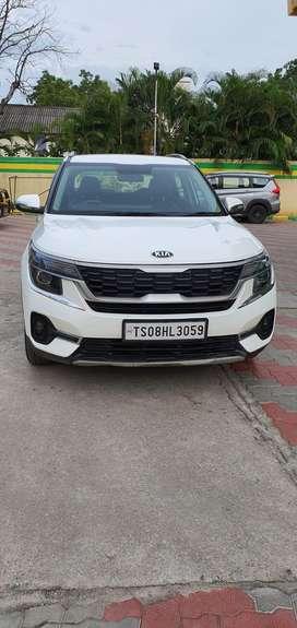 Kia Seltos HTX D, 2020, Diesel