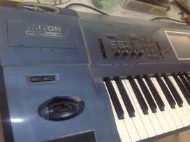 Korg triton extreme for sale. Perfectly