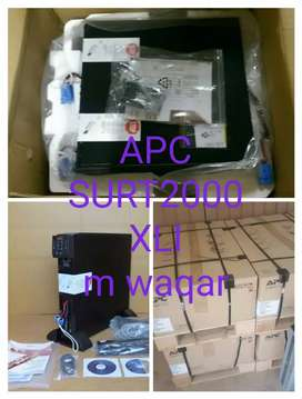 APC ONLINE UPS ALL MODAL NEW BOX PACKED