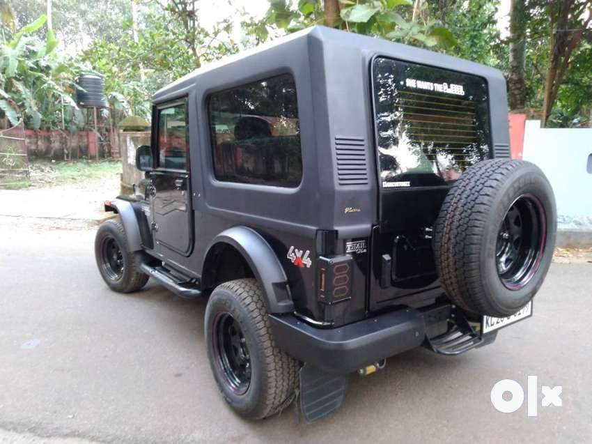 Thar FRP Hardtop. Advance Fibre hardtop for your Thar 0