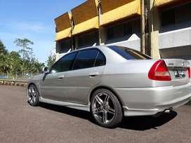 Bismillah.. Dijual Mobil Mitsubishi Lancer Evo 4 GLXi 1.6 Tahun 2000,