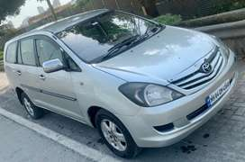 Toyota Innova 2006 V 8 Seater GREEN TAX RENEWED Diesel Well Maintained