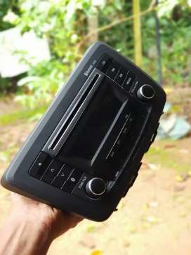 Music system ( baleno) not used