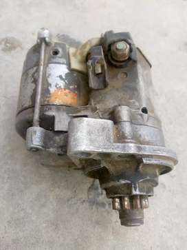 Use coil over shocks and others parts available