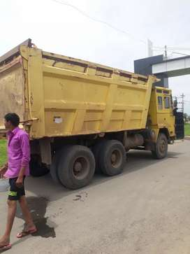 Sell ashok Leyland 2516 tipper new paper