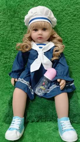 Boneka Reborb Bayi 24 Inch KEIUMI