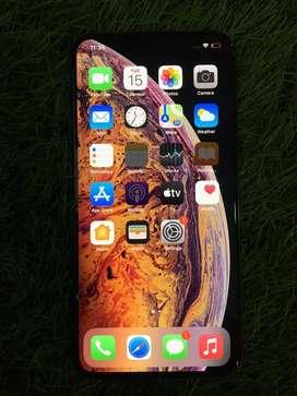 Iphone xs mas. 64 gb
