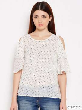 Fresh style tops ...AASH woman' s
