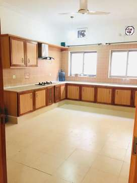 1 Kanal upper portion for rent in Bahria town phase 3