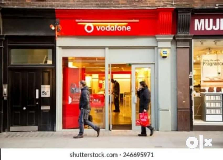 Direct Joining In Vodafone Head Office For CCE/Front Office In Lucknow