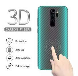 Anti Gores Belakang Garskin Carbon 3D iPhone 7 Back Screen Protector
