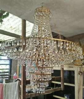 Lampu kristal dm 76 cm