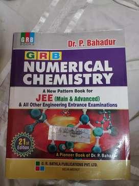 Numerical Chemistry by Dr. P Bahadur