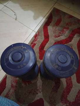Used Dumbells 4kg Pair in good condition