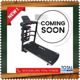 Alat Olahraga Lari Treadmill Elektrik Fitur Lengkap Harga Promo