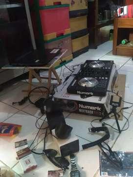DJ Controller Numark Mixtrack Pro 3 99%Mulus