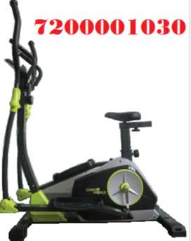 Best Ellipticals  with 120 kg user weight in cardioworld for sale