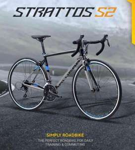 Sepeda Balap Road Bike RB Polygon Strattos S2 2021
