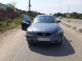 BMW 5 Series 530d Sedan, 2008, Diesel