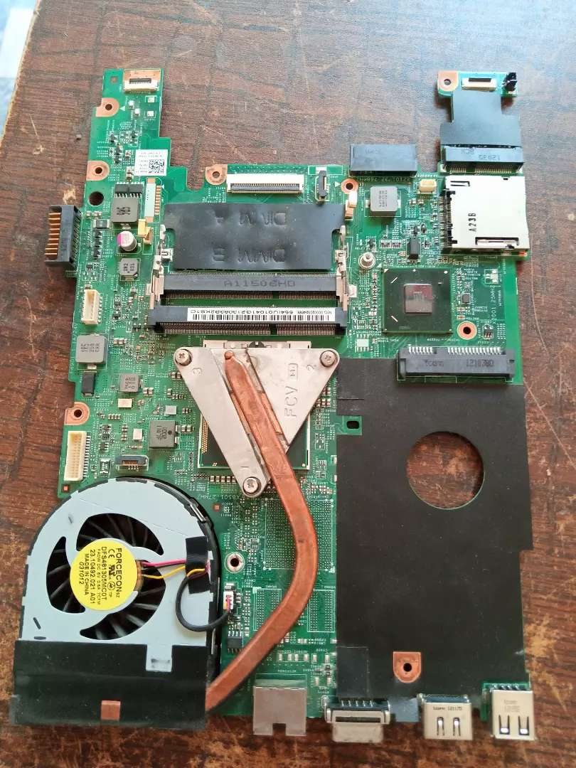 DELL N. ۔ 4050LAPTOP MOTHERBOARD 0