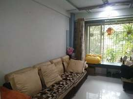 Sunil Nagar, 1 Bhk Semi furnished flat for Sell, Dombivili East