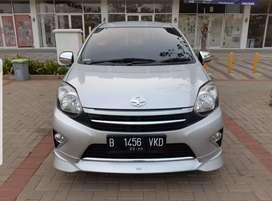 Toyota Agya TRD MT 2015 KM Rendah