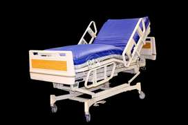 Fully automatic hospital bed