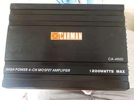 Power Carman, Kicx, MRZ 2nd