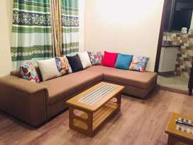 E11 2 bed furnish aparment available for rent