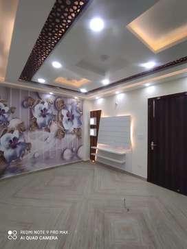 85 Sq Yards 3bhk flat at 34 Lacs in Uttam Nagar with 90% Bank Loan