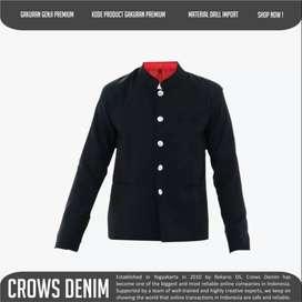 Jaket Crows Zero Gakuran Suzuran Crowsdenim PREMIUM