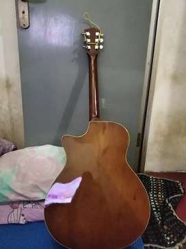 Gitar akustik coleclerak