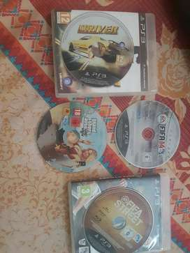 Ps3 games bundle in mint condition for sale with great price...