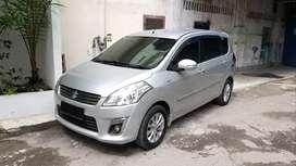 Suzuki Ertiga GX Automatic 2014 FWD
