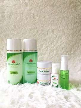 Theraskin paket acne whitening