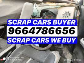 Bsh. Salvage old rusted cars scrap buyers