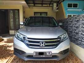 Honda CRV 2.0 matic 2013 Silver metalik Balikpapan