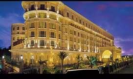 5 star hotel receptionist job mumbai