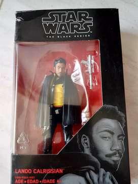 Lando Calrissian Hasbro Black Series starwars