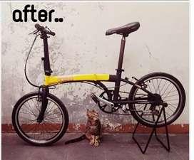 Sepeda bekas berkualitas