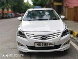 Hyundai Fluidic Verna 1.6 CRDi SX Automatic, 2016, Diesel