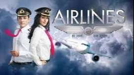 Huge vacancies for male and female candidate in Aviation Industry  Dir