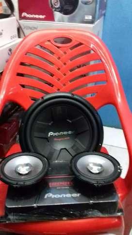 Paket audio -  fuul -Pioneer - free pasang