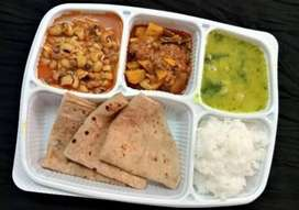 Wow delicious food like home tiffin service