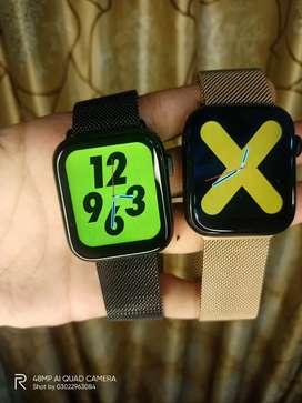 MC72 PRO SMART WATCH WITH MAGNET CHAIN