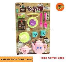 MAINAN MASAK ANAK - FOOD COURT K567