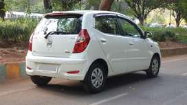 Hyundai I10 Sportz 1.2 Automatic Kappa2, 2011, Petrol