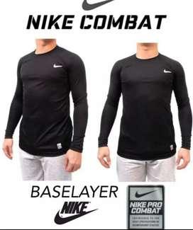 AZ_S Manset Baju Panjang Basslayer Nike