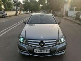Mercedes-Benz C-Class 220 CDI Elegance AT, 2012, Diesel