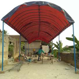 Tenda Pesta Lengkung